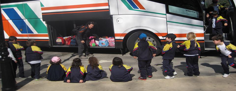 Viajes con total seguridad para colegios y escuelas